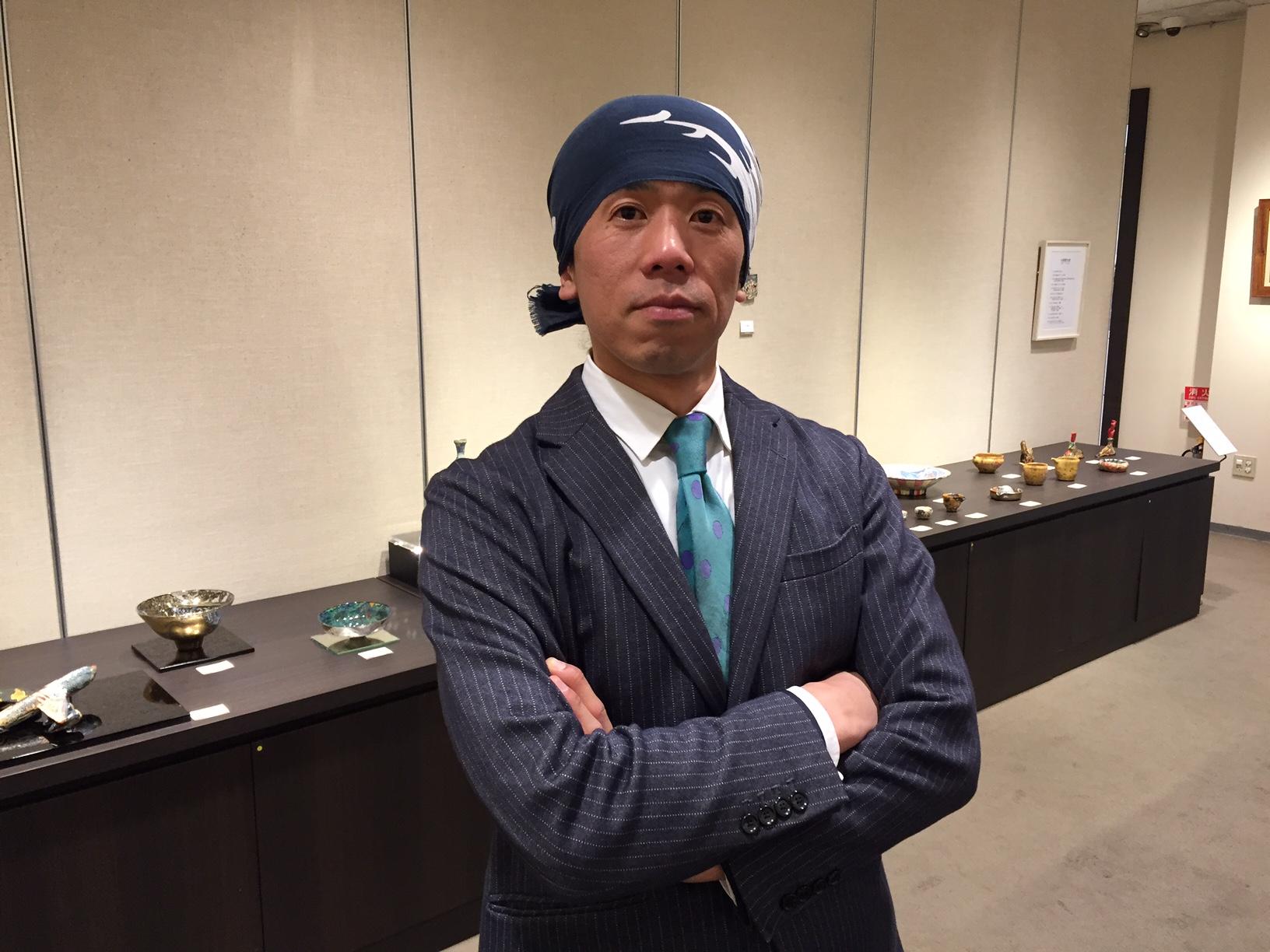 小孫哲太郎先生 in 札幌