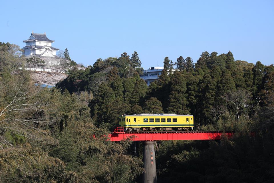 4月2日、本日のいすみ鉄道沿線情報
