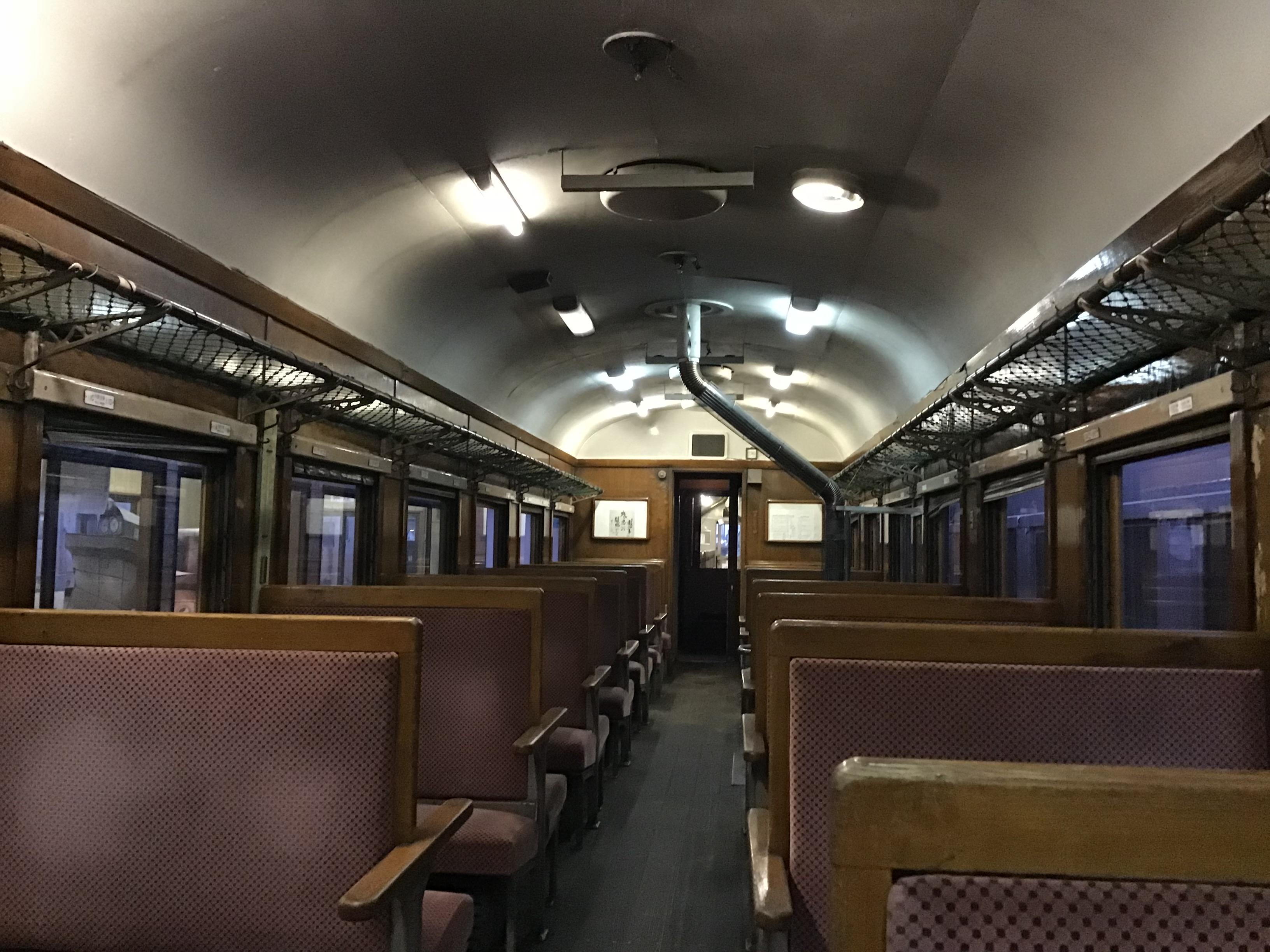 津軽鉄道の夜行列車