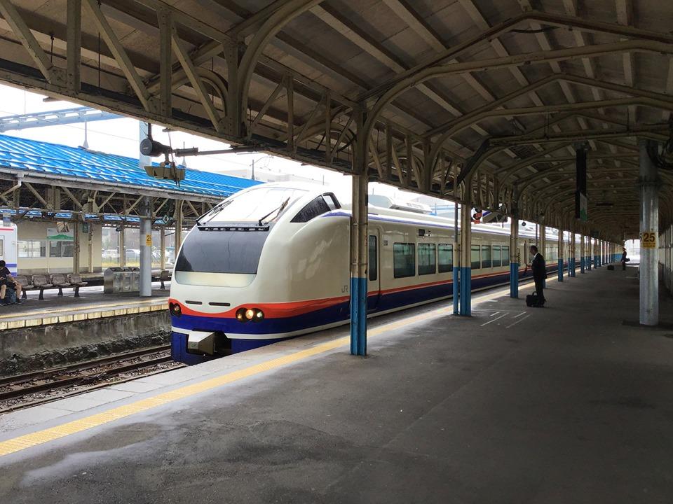 上越新幹線と北陸新幹線の接続について