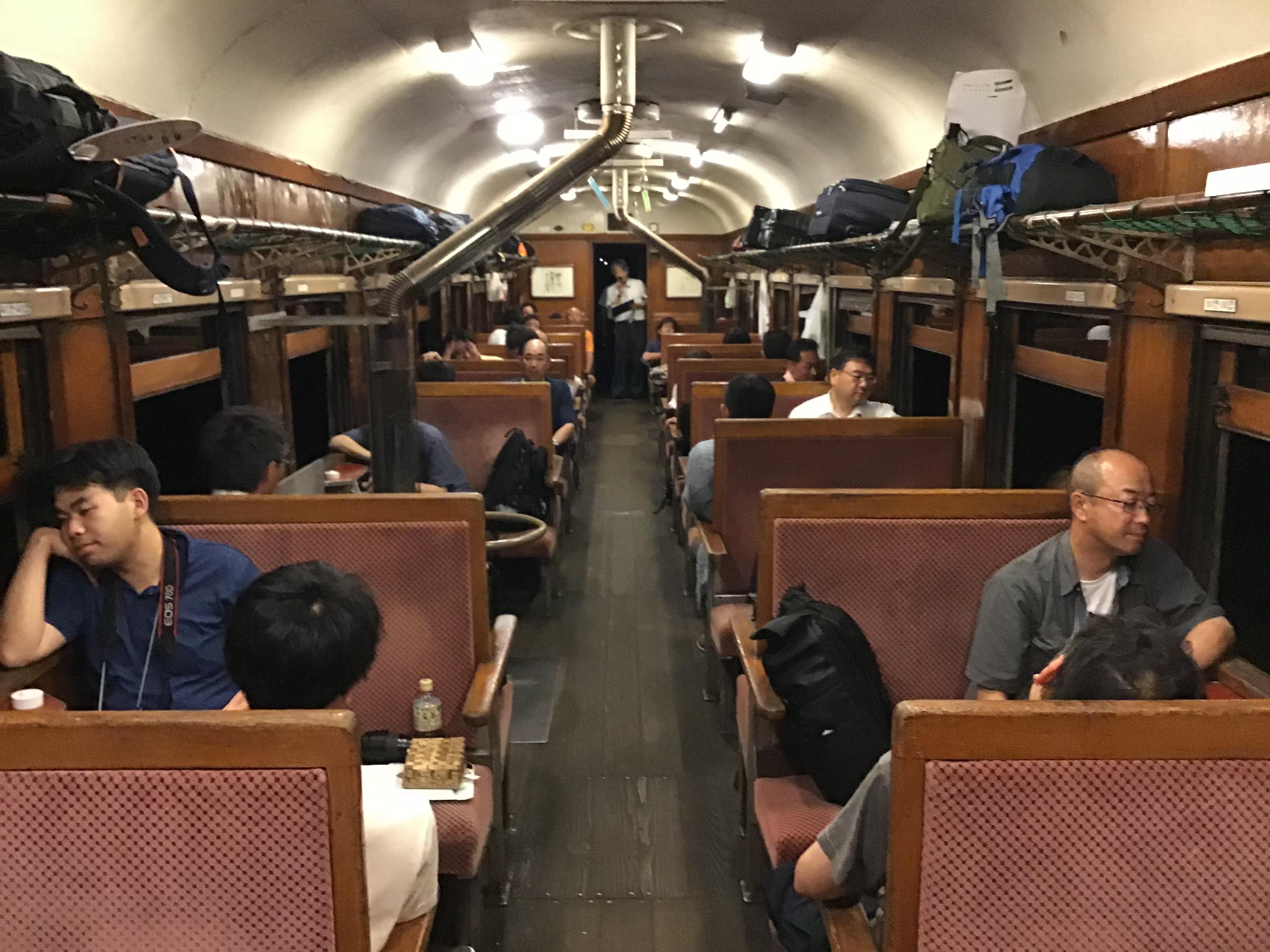 津軽鉄道 冬の夜汽車体験の旅
