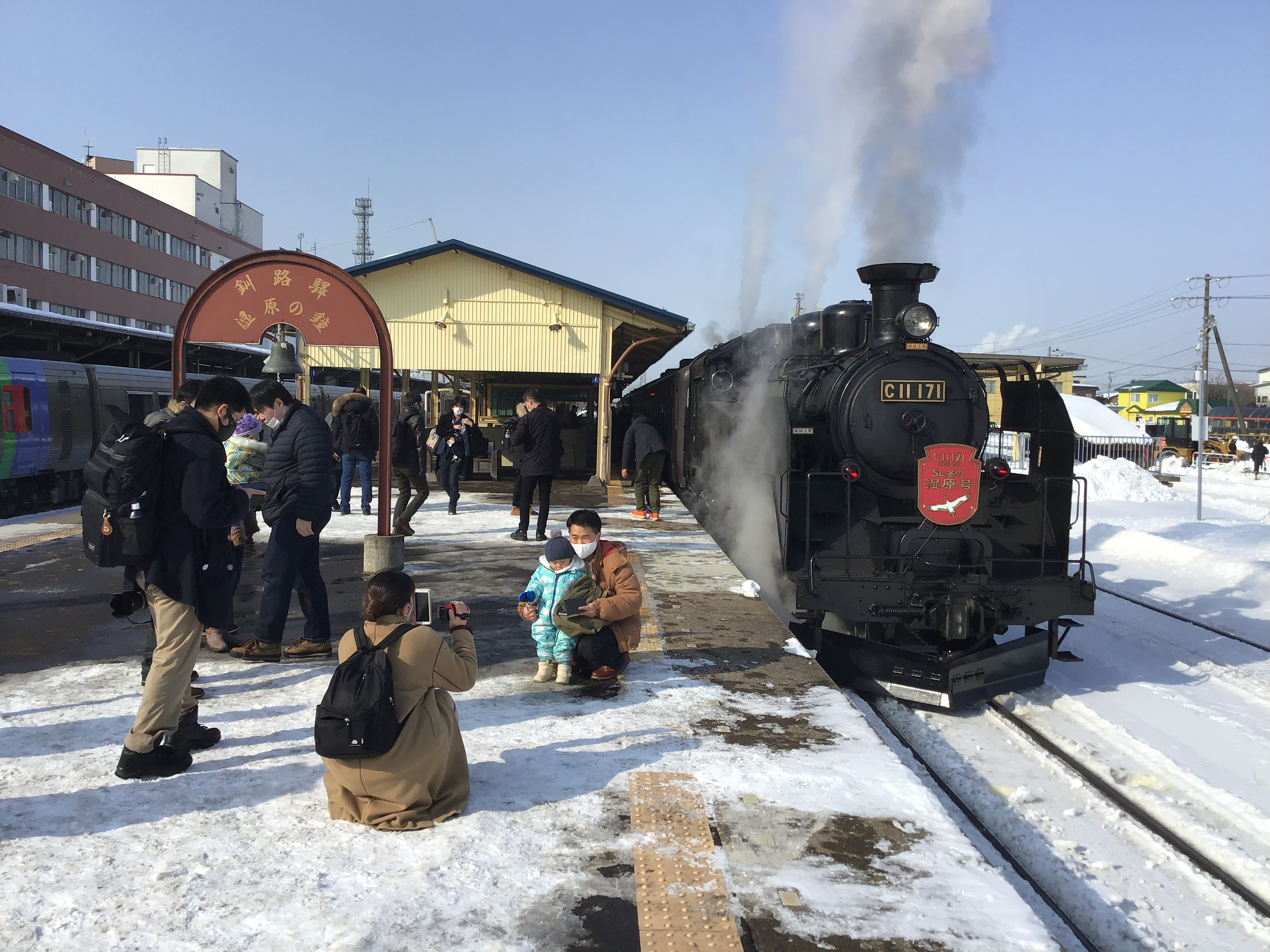 JR北海道がコロナ禍にSL観光列車を走らせる意味を探る旅。