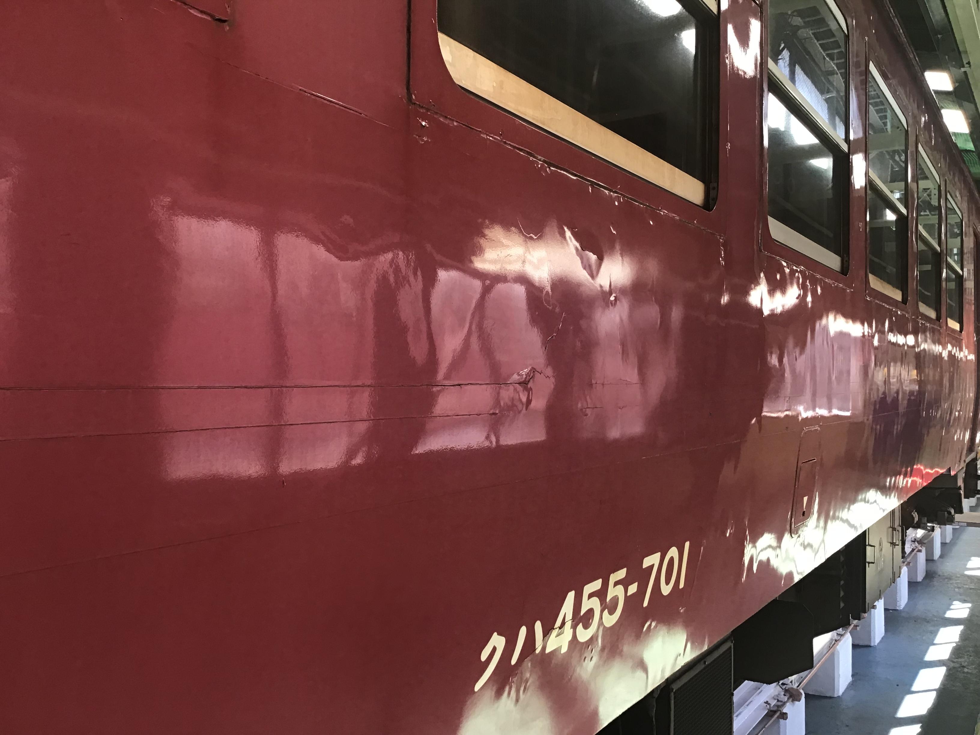 交直両用電車 4両体制