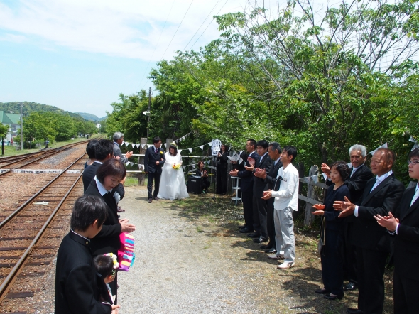 Wedding Train 運転